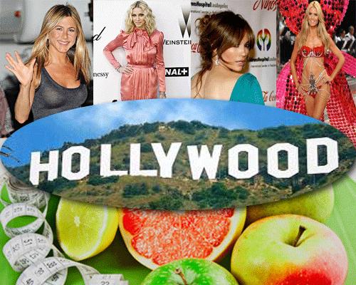 Голливудская диета 2016-2017
