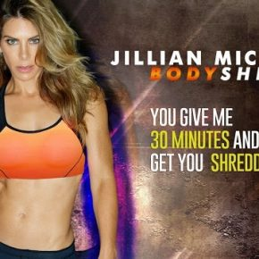 Jillian Michaels Bodyshred видео тренировки онлайн