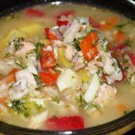 Суп рыбный диетический рецепт