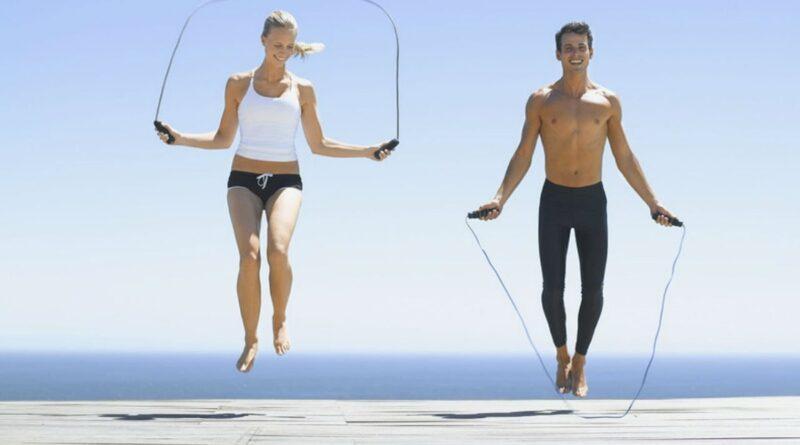 Как похудеть, прыгая на скакалке. Таблица для похудения
