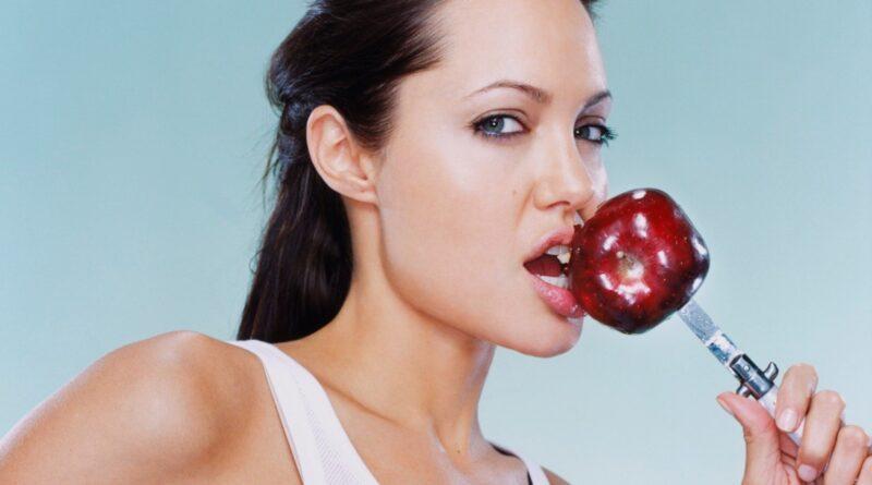 Как худела Анджелина Джоли: эффективные диеты для похудения