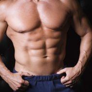 Как подсушить тело мужчине?