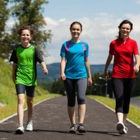 Cколько калорий сжигается при ходьбе пешком?