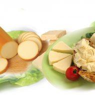 Сколько калорий в плавленном сыре?