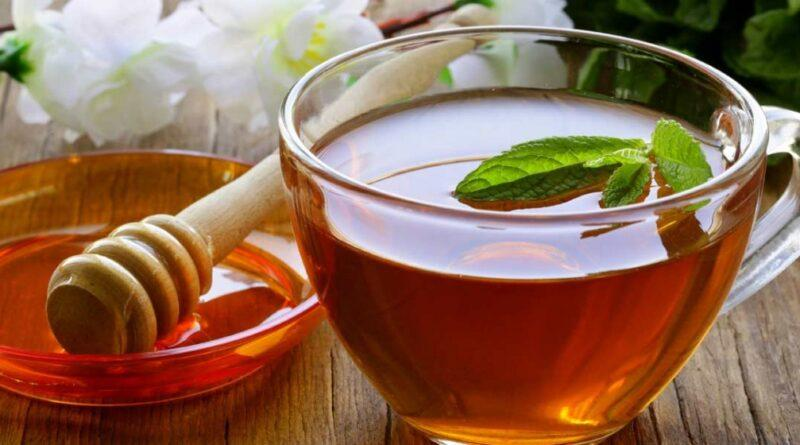 Cколько калорий в чае без сахара