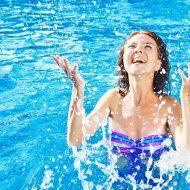 Аквааэробика для похудения: упражнения в бассейне