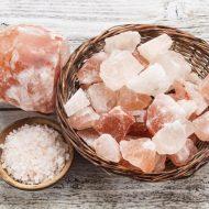 Гималайская розовая соль пищевая: польза и вред