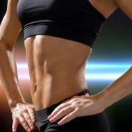 Как правильно делать вакуум живота для похудения?