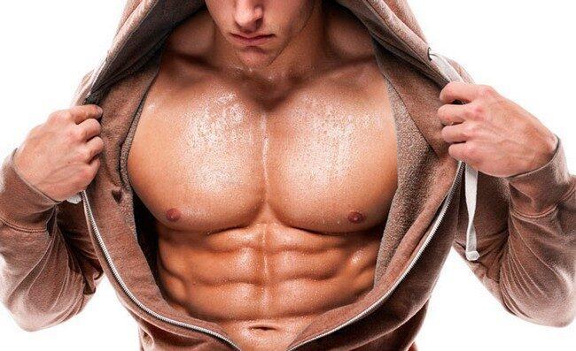 Упражнения на грудные мышцы для мужчин в тренажерном зале