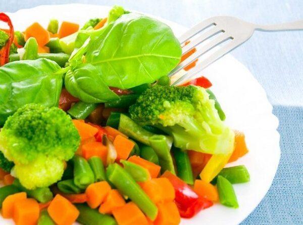 Овощи на пару в мультиварке рецепты с фото