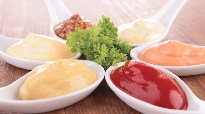 Низкокалорийные соусы