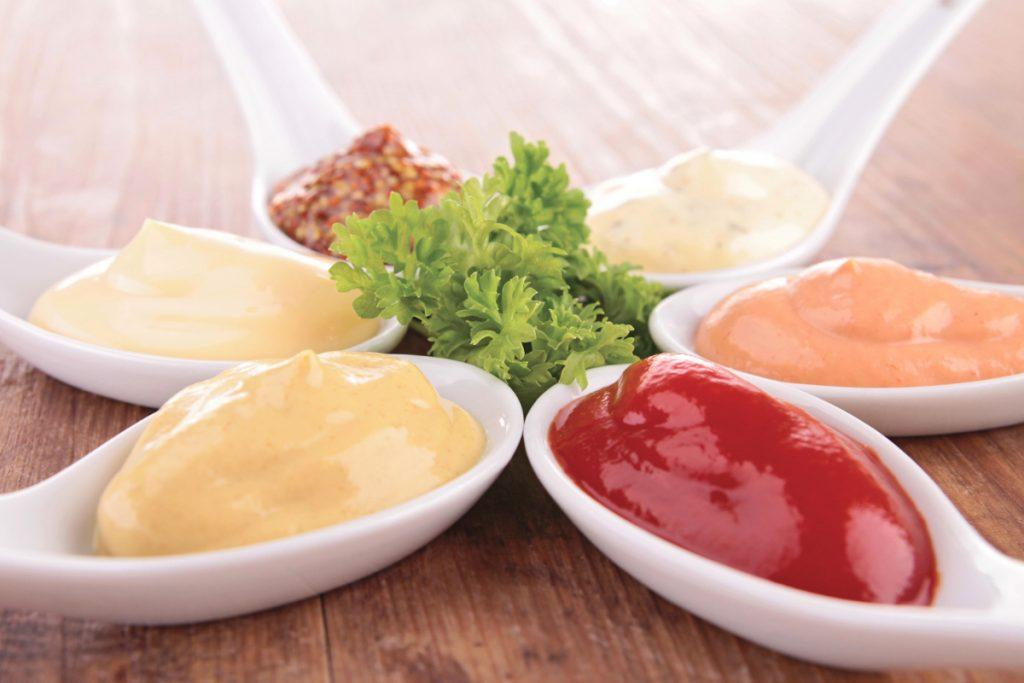 14 Соусов для ПП-диеты