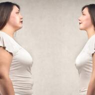 Как заставить себя похудеть!