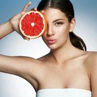 Массаж грейпфрутом от целлюлита