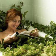 Полезные ванны с травами