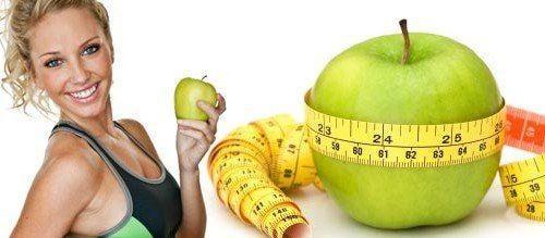 худеем на яблочной диете