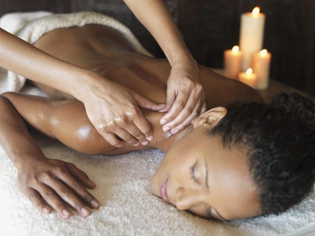 Антицеллюлитный массаж на дому