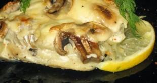 Как приготовить белую рыбу в духовке
