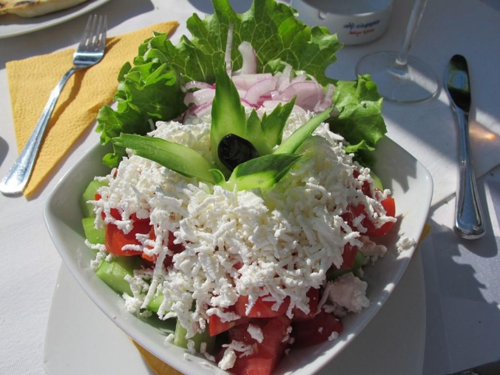 салат шопский рецепт приготовления