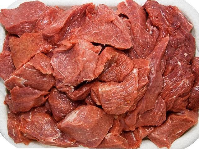 Мясо с грибами и сливками рецепт с фото
