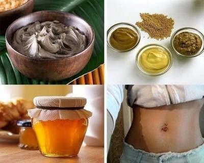 Медово горчичное обертывание для похудения рецепт