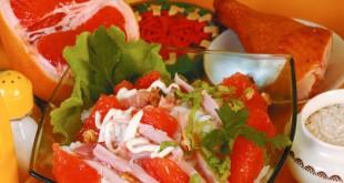Диетические салаты для похудения: рецепты с фото