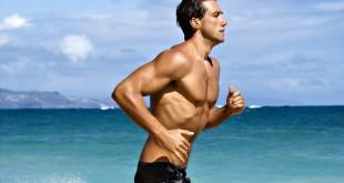 Как сжечь жир на животе и боках мужчине