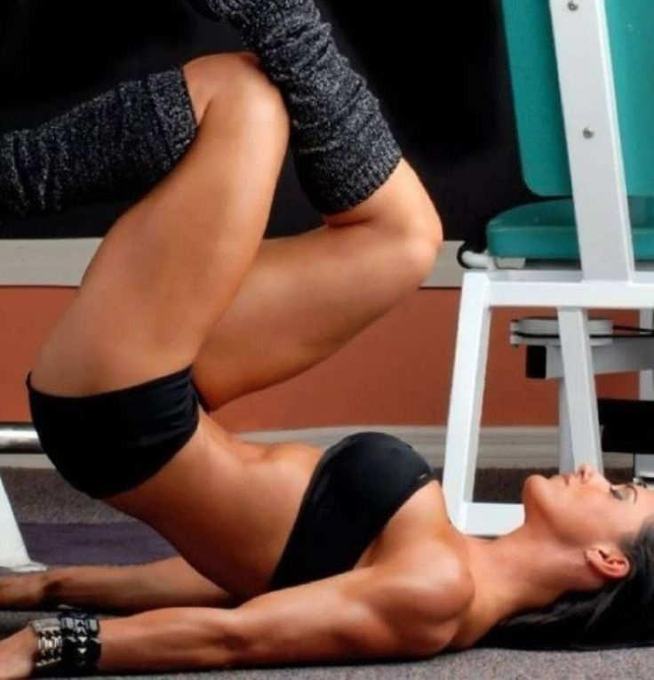 Как быстро сжечь жир на животе и боках женщине
