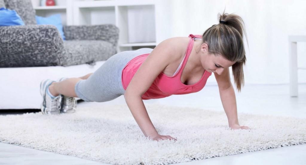 Программа домашних тренировок для девушек