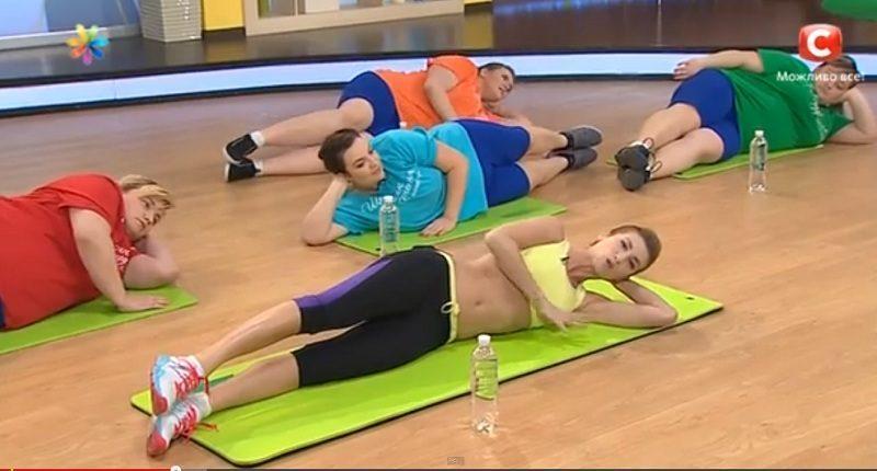 Диета Аниты Луценко для похудения