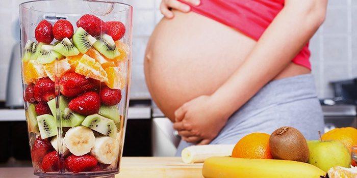 Лучшая диета при беременности: правила и меню