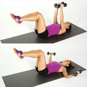 Как похудеть в руках и плечах быстро не накачивая их
