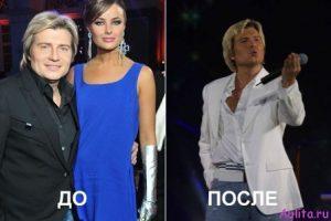 Как похудел Басков: звездные секреты стройности