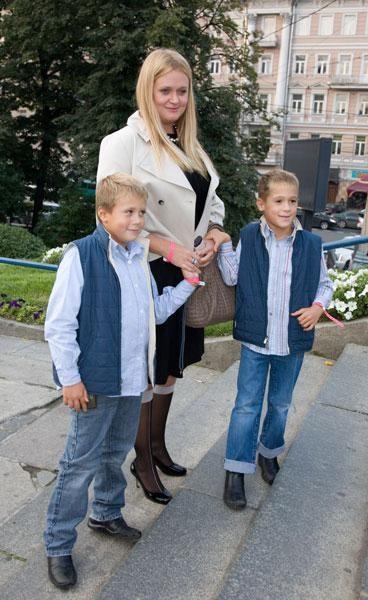 Как похудела Анна Михалкова?