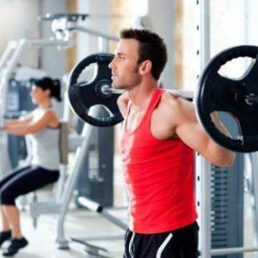 Тренировки для похудения в тренажерном зале для мужчин