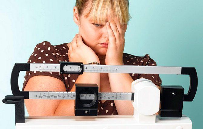 Как сдвинуть вес с мертвой точки при похудении