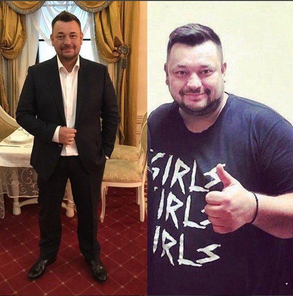 Как похудел Cергей Жуков