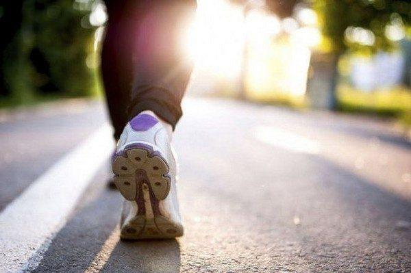 Cколько калорий сжигается при ходьбе пешком