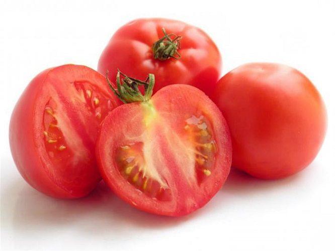 Cколько калорий в помидоре свежем?