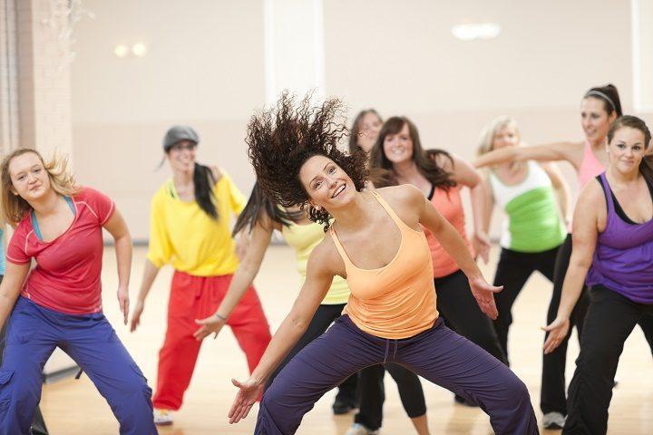 Зумба фитнес видео уроки для похудения на русском языке