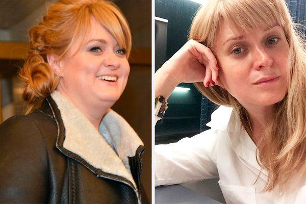 Похудевшая Анна Михалкова: фото, методика