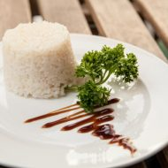 Cколько калорий в отварном рисе