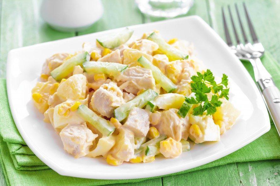 Диетические салаты: рецепты с фото простые и вкусные и недорогие