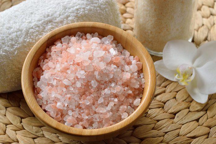 Розовая соль гималайская: польза