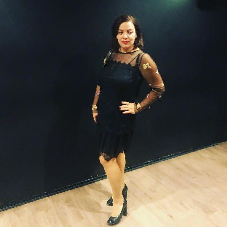 Наталья Холоденко похудела