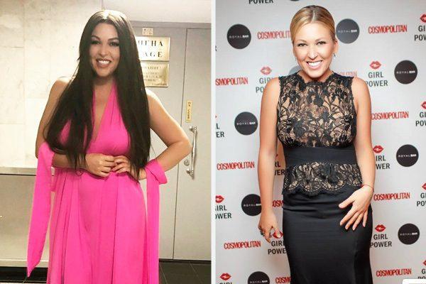 Как похудела Ирина Дубцова: фото до и после