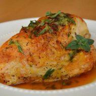 Диетический рецепт куриной грудки в духовке