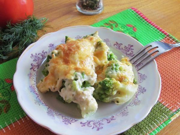 Капуста Романеско: рецепты приготовления