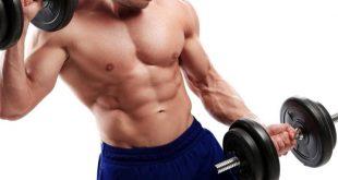Упражнения для рук с гантелями для мужчин