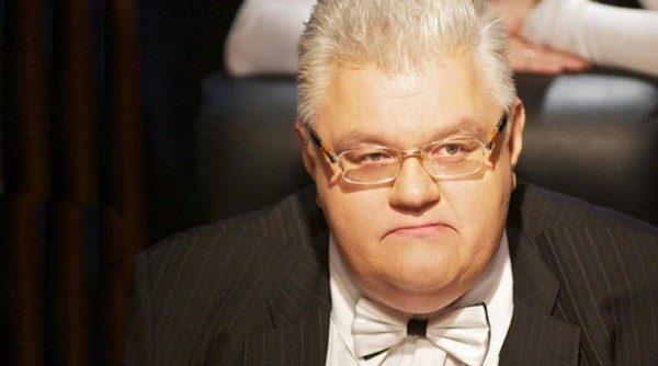 Сергей Cивохо похудел